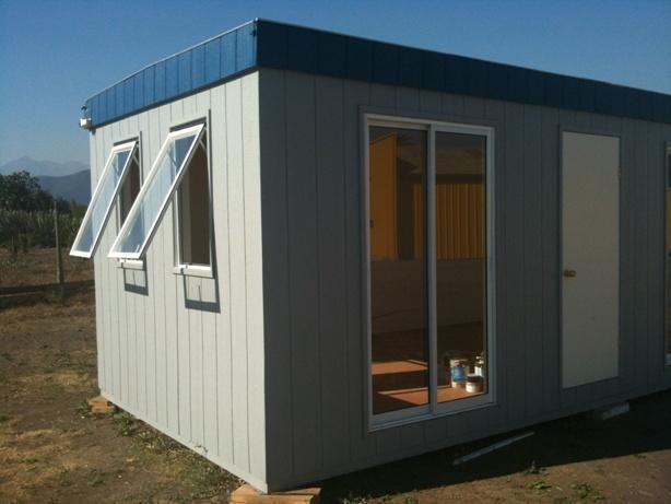 Innovaci n en estructuras modulares for Oficinas modulares
